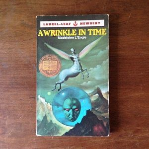 "Madeleine L'Engle ""A Wrinkle In Time"""